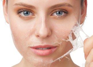 Comment choisir une crème pour peler la peau sur le visage?