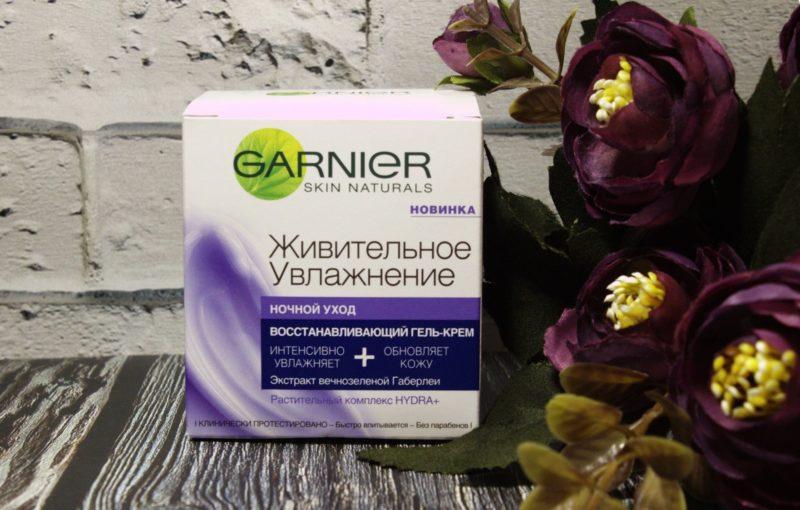 Nachtcreme-gel Revitaliserende hydratatie, van Garnier