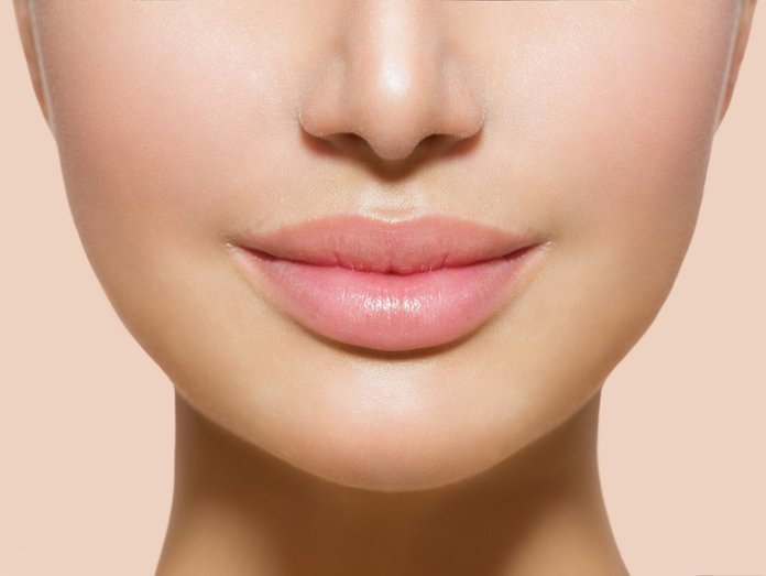 Gezwollen lippen