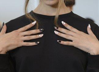Dessins à la mode sur les ongles: nouveau pour 2019