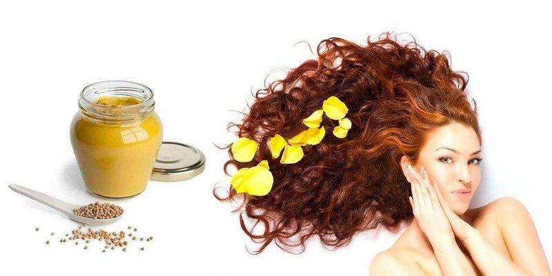 Mosterd bevordert de haargroei