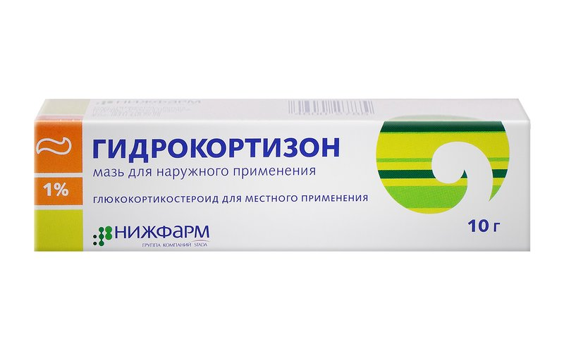 Hydrocortison zalf