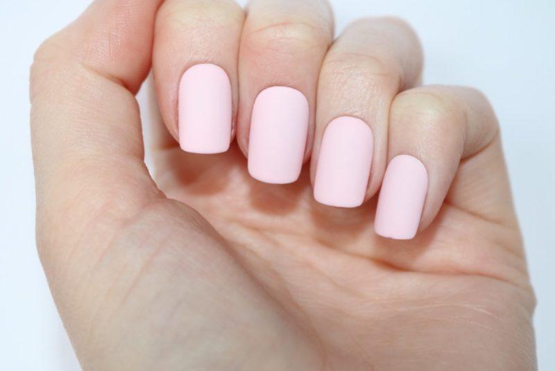 Forme des ongles