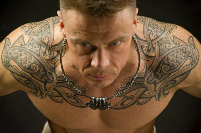 Amulet-tatoeages