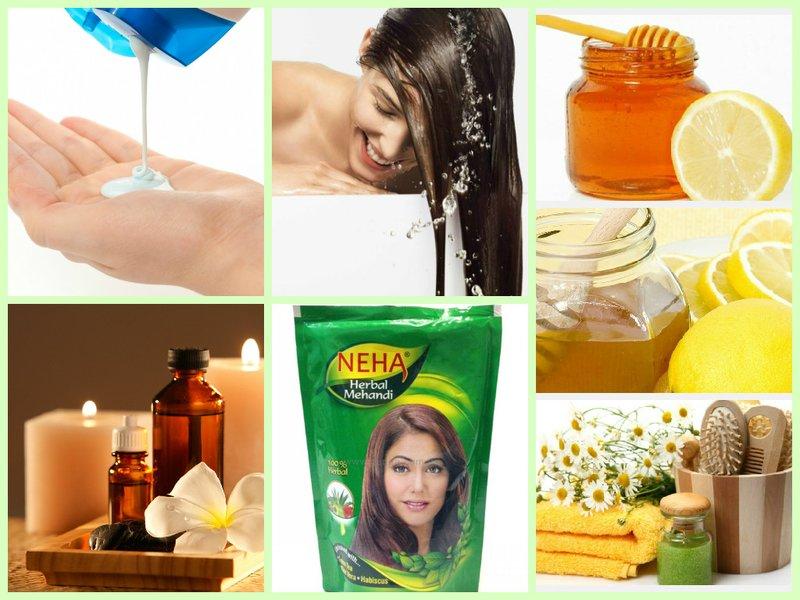Haarverzorgingsmethoden