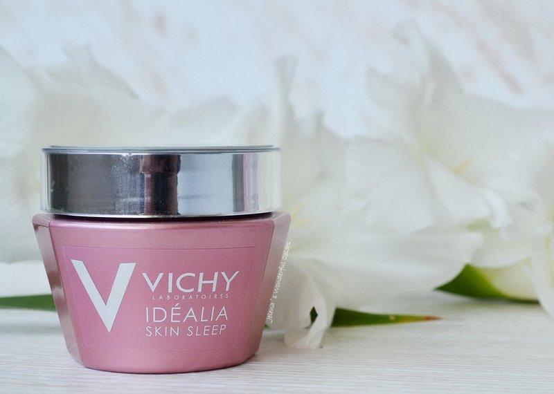 Vichy Idealia Cream