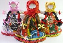 Amuletų lėlės