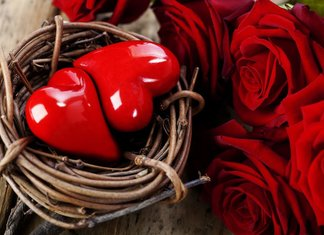 DIY amulet van liefde