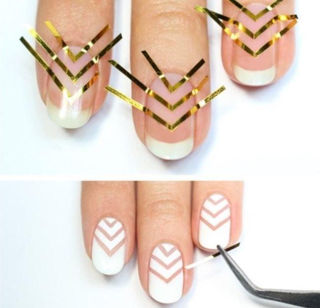 Manicure tape