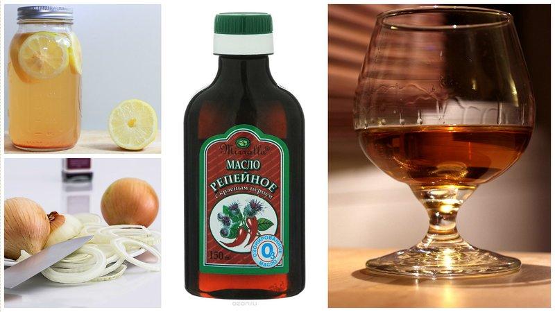 Componenten voor het maken van maskers met cognac