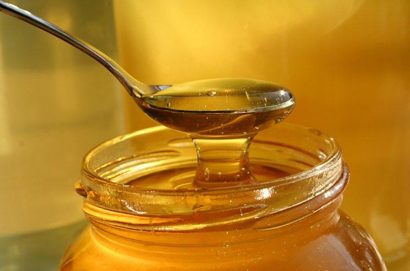 Honing herstelt de haarstructuur