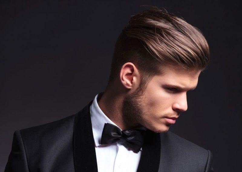 Modèle coupe de cheveux
