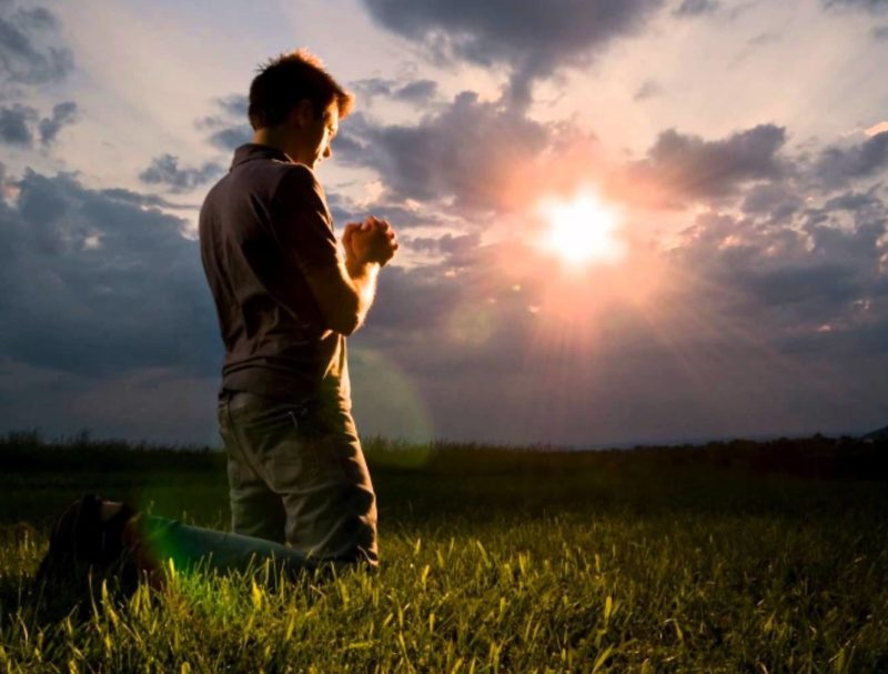 Gebed na reiniging