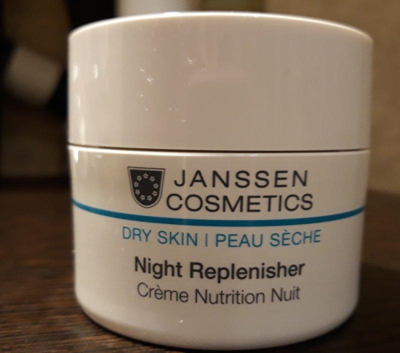 Night Replenisher Janssen gezichtscrème