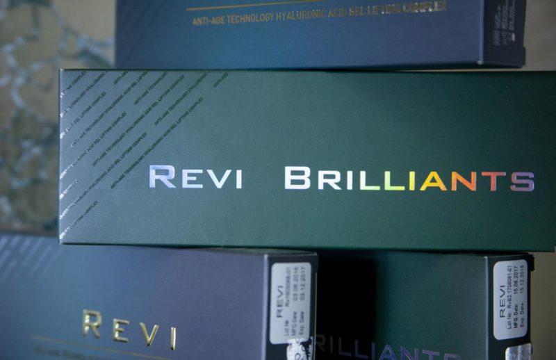 Samenstelling van Revi Brilliants