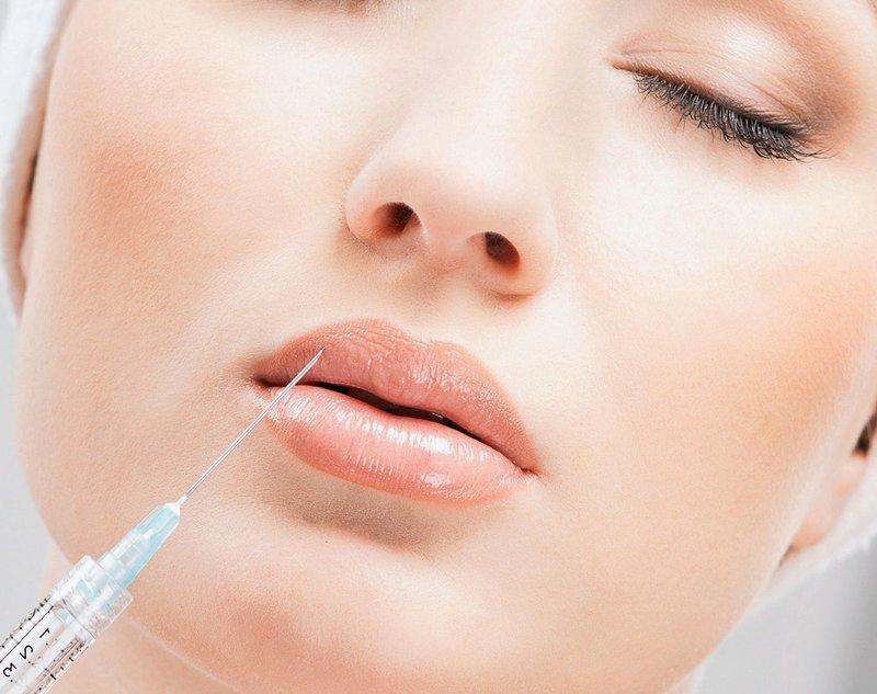 Hyaluronzuur injectie