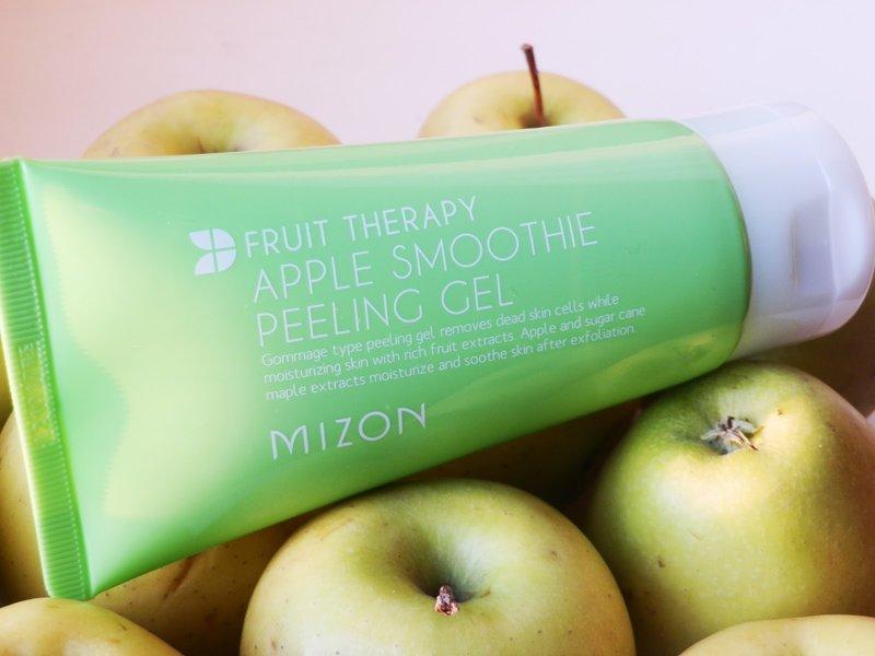Mizon Apple Smoothie Peeling Gel