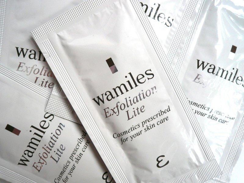 Schilrol van Wamiles Exfoliation Lite
