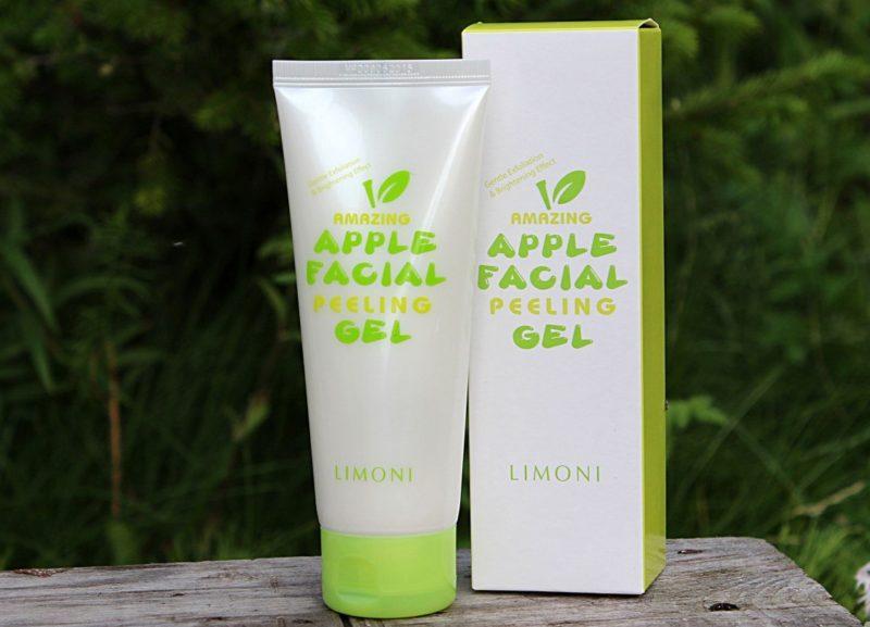 Gezichtspeeling Limoni Apple gezichtspeeling gel