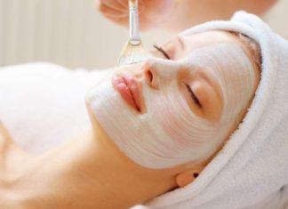 Application de panthénol sur la peau