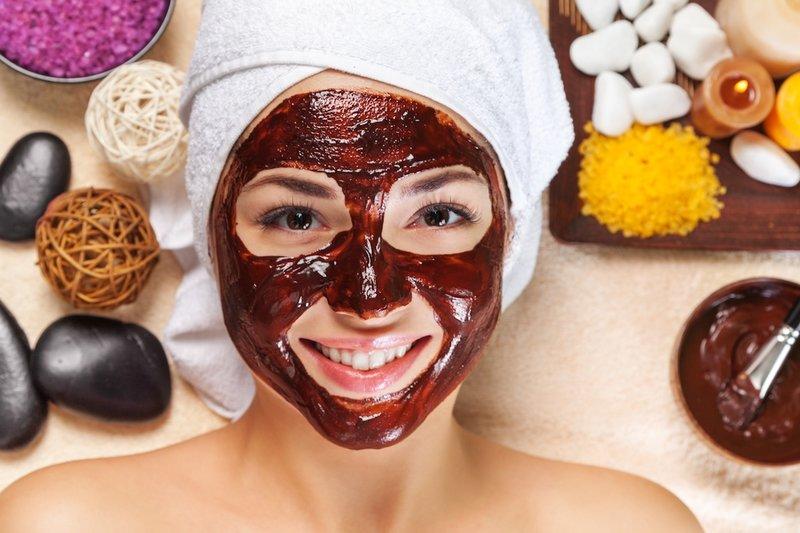 Zelfgemaakt gezichtsmasker