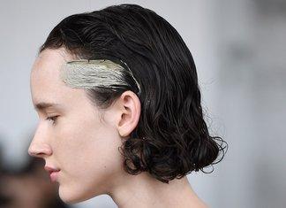 Haarmaskers met klei
