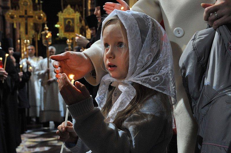 Orthodoxe gebeden voor corruptie