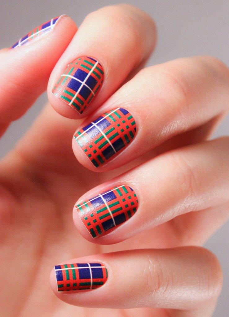 Manicure Schotse kooi