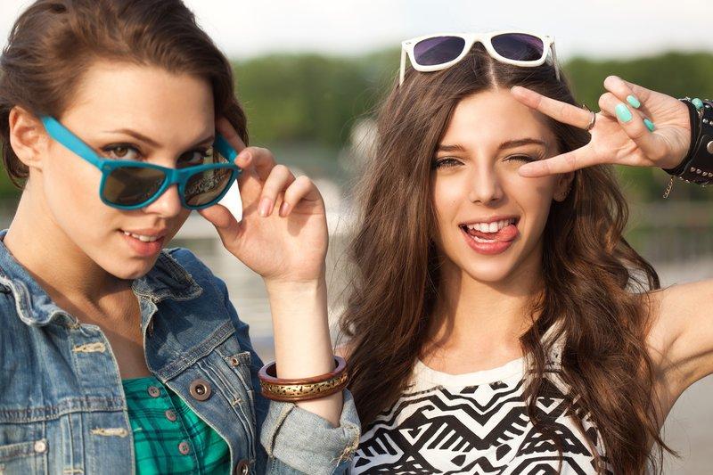 Cosmetica voor tieners