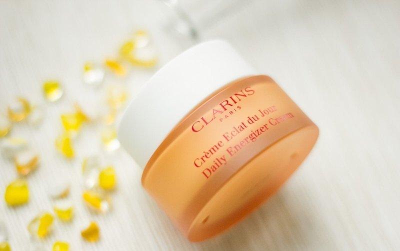 Clarins Eclat hydraterende gezichtscrème