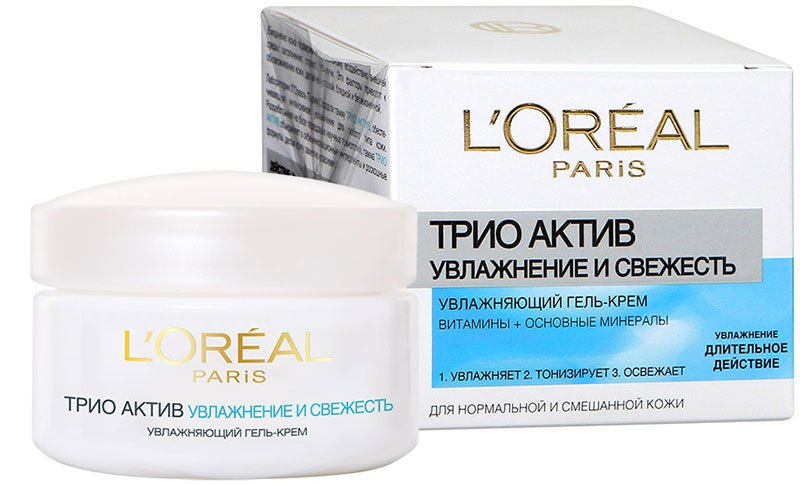 Hydraterende gezichtscrème LOreal