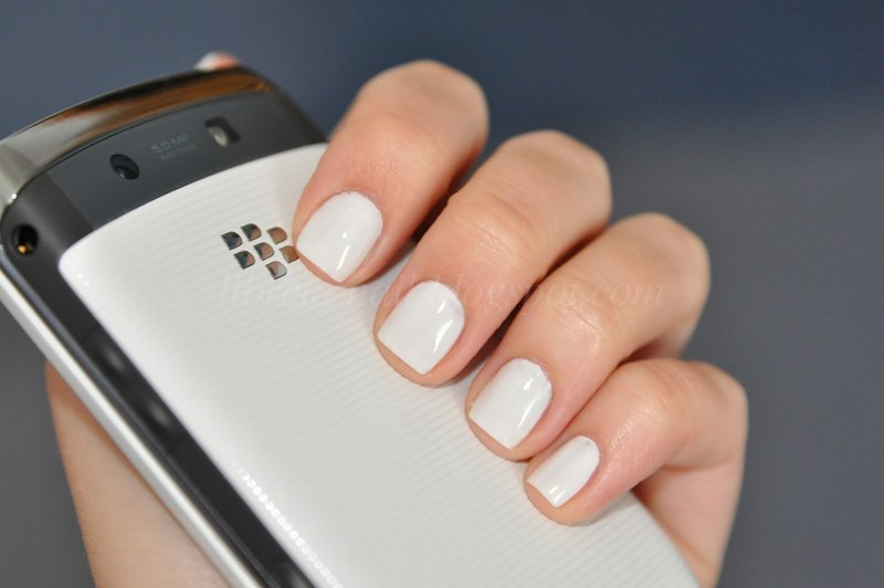 Ivoren nagels