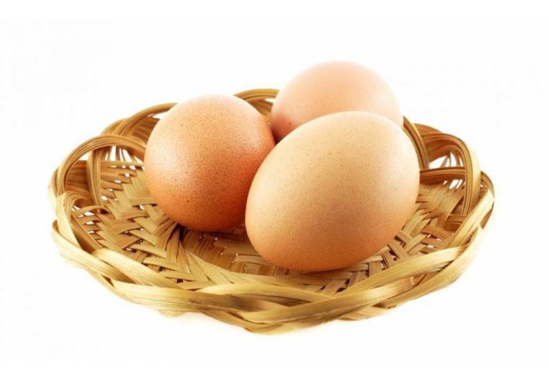 Kiaušinių pažeidimo diagnozė