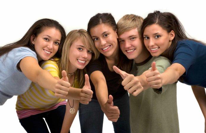 Gezichtsverzorging in de adolescentie
