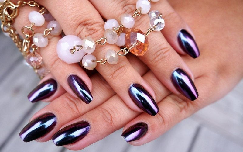 Spiegel Manicure