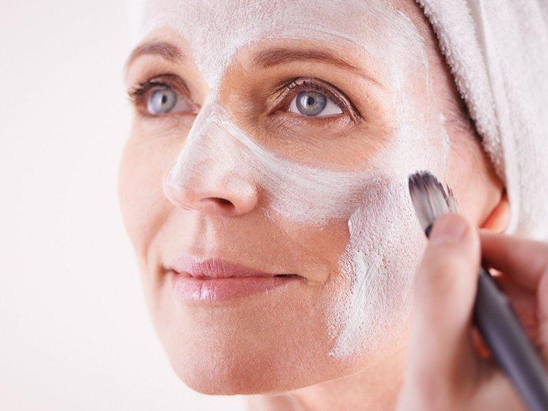 Naminės veido kaukės po 40 metų