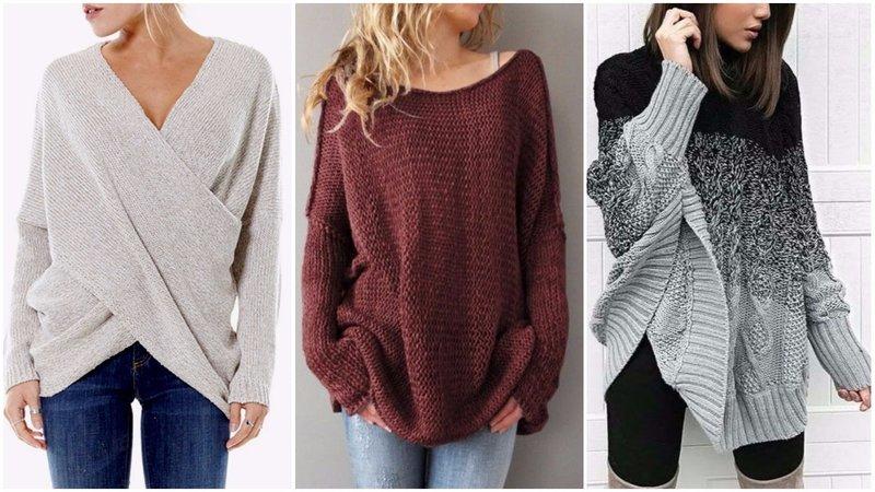 Fashion Sweater Modellen
