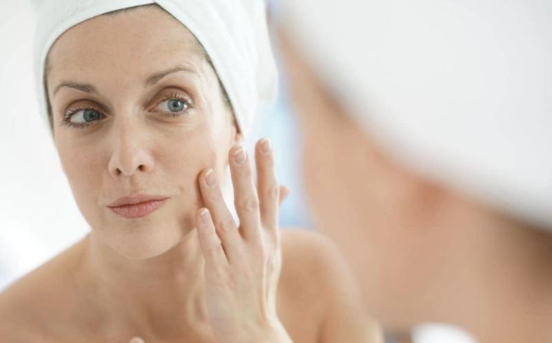 Su amžiumi susiję odos pokyčiai po 40 metų