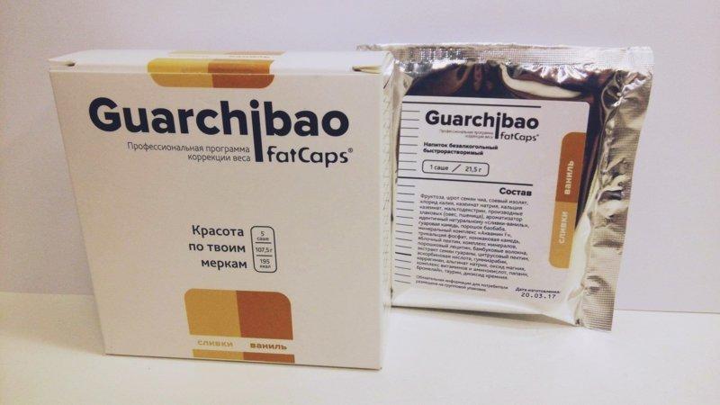 Guarchibao afslankmiddel