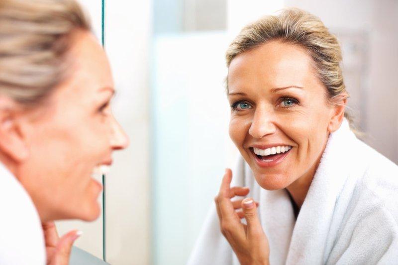 Kaip prižiūrėti odą po 40?