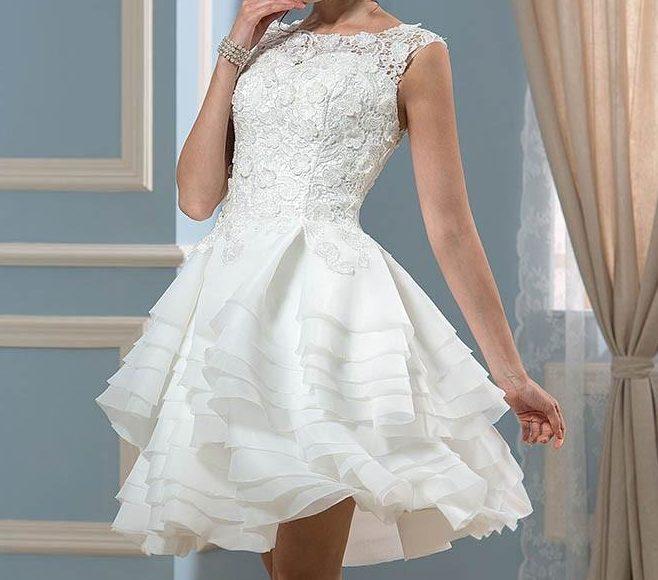 Mooie korte jurk