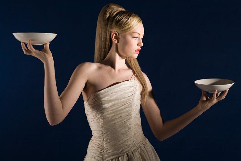Moterų svorio stipriosios ir silpnosios pusės