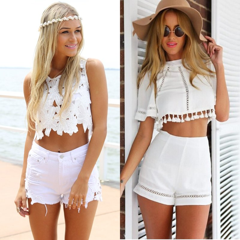 Modieuze shorts voor de zomer
