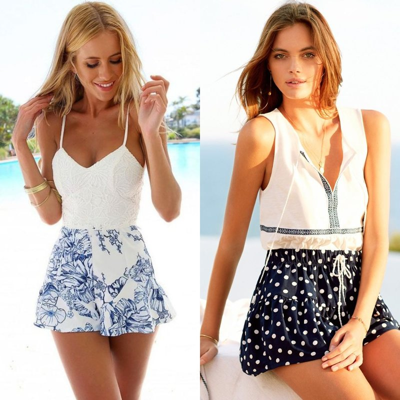 Zomer dames shorts