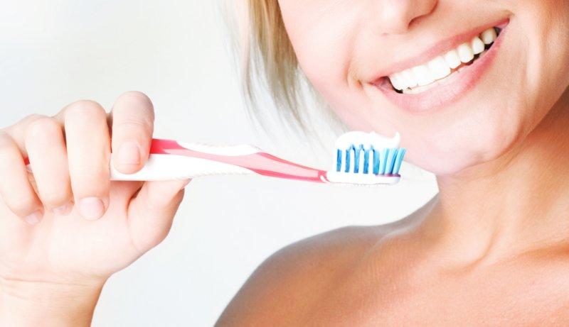 Baltųjų dantų profilaktika