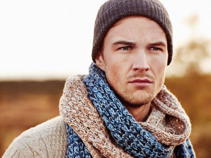 Mode sjaals voor heren