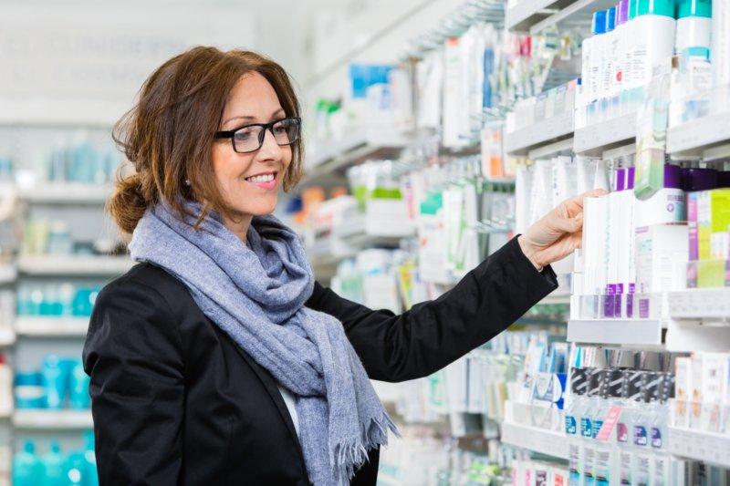 Vaistinės odos priežiūros priemonės