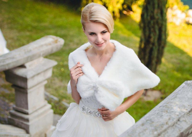 Bruiloft draperen