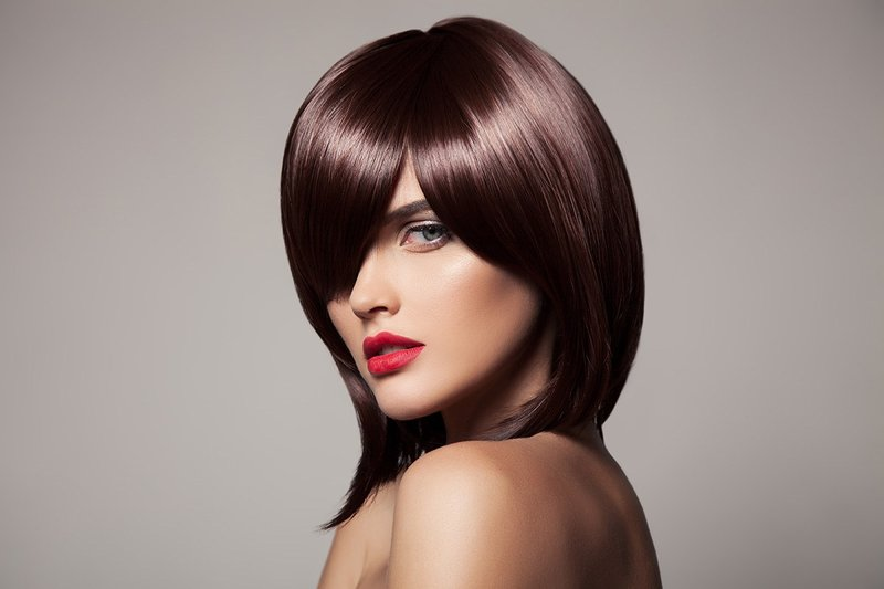 Ypač ilgi rudi plaukai