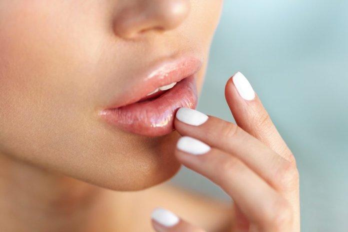 Lūpų priežiūra po priauginimo